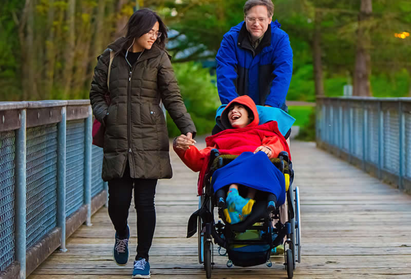 winter care for children with disabilities