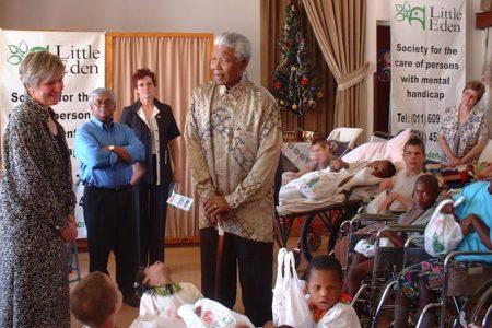 Mandela Open Day