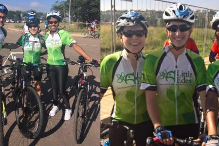 Cycle the Telkom 947 Cycle Challenge for us