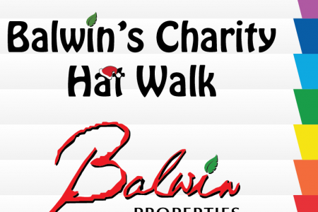 Join the Balwin's Charity Hat Walk and help support Little Eden
