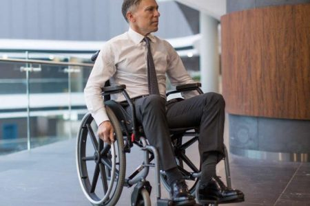 Experience the CEO Wheelchair Campaign