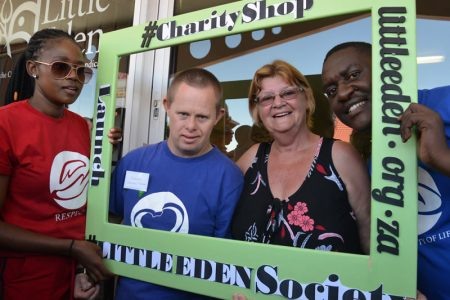 Charity Shop gets a revamp