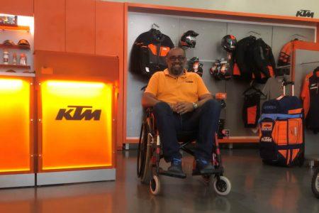 Wheelchair Campaign participants speak