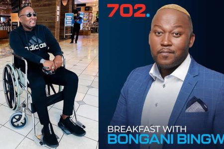Radio presenter shares wheelchair experience