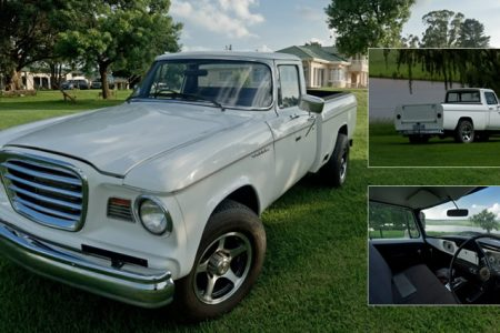 Win a 1962 Studebaker in our lucky draw!