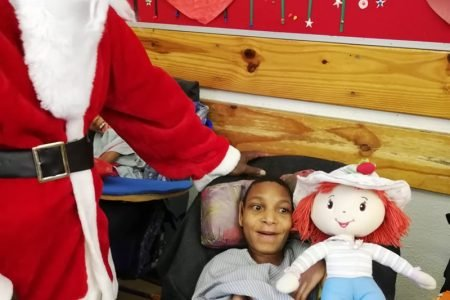 Help us give extra Christmas joy